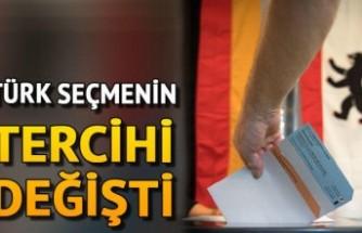 Türk seçmenler parti değiştiriyor