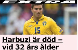 Gençlerbirliği'nin eski futbolcusu Harbuzi İsveç'te hayatını kaybetti