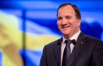 Hükümet kurma görevi Löfven'de