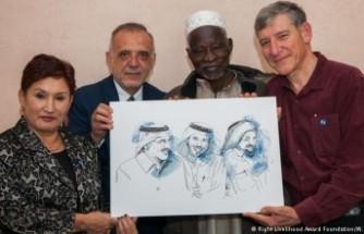 Alternatif Nobel Ödülleri sahiplerine verildi
