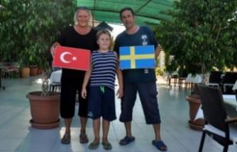 Antalya'ya gelen İsveçli turist sayısı belli oldu