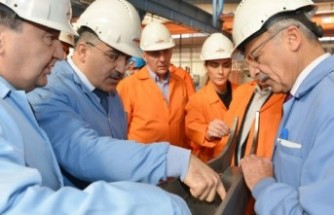 Türkiye ile İsveç Arasında Vagon Üretiminde İşbirliği