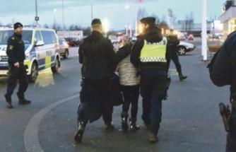 İsveç'te bebek kaçıran kadın sonanda yakalandı