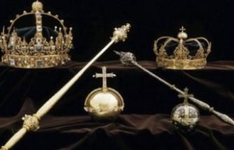 İsveç Kraliyet Ailesi'nin tacını çalan hırsıza hapis