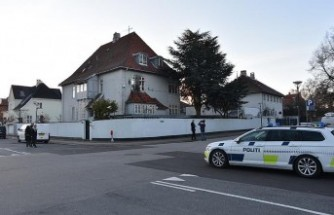Türkiye'nin Kopenhag Büyükelçiliğine saldıranlar sınır dışı edilecek