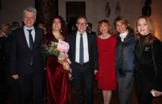 Türk sopranodan İsveç'te konser