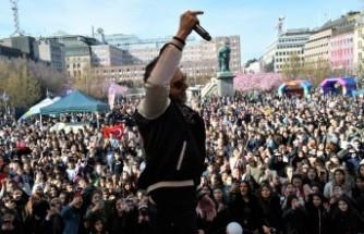 İsveç'te 23 Nisan Ulusal Egemenlik ve Çocuk Bayramı coşkuyla kutlandı