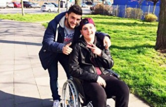 İsveç'teki Gurbetçi futbolcudan maddi durumu kötü çocuklara bisiklet