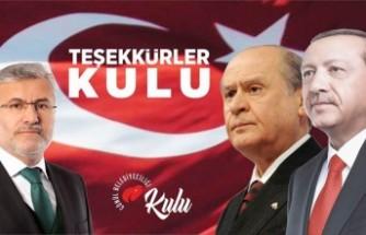 Murat Ünver Kulu'nun yeni belediye başkanı