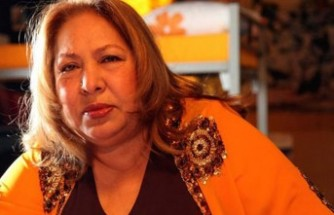 Sanatçı Dilber Ay Hayatını Kaybetti