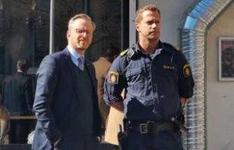 Üç gencin öldürüldüğü Sätra'da kurbanlar anılıyor