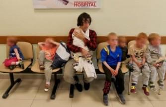DAEŞ saflarında öldürülen Skråmo'nun çocukları İsveç'e getirildi