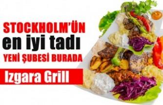 Stockholm'ün merkezine Türk mutfağı