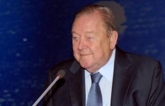 UEFA başkanı İsveçli Johansson hayatını kaybetti