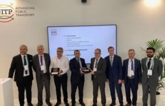 İsveç'te İstanbul ve Gaziantep büyükşehir belediyelerine ödül