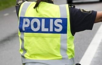 İsveç'te polise bıçakla saldıran kişi vuruldu