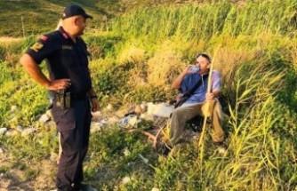 Türkiye'de yürüyüşte kaybolan İsveçliyi Jandarma buldu