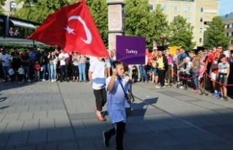 İsveç'te 12'nci U23 Avrupa Atletizm şampiyonası  başlıyor