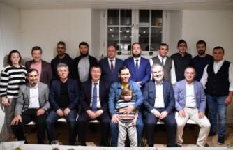 Uluslararası İslami Ticaret Birliği İskandinavya temsilciliği açıldı