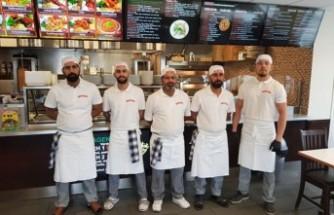 Stockholm'de Türk ve İtalyan usulü restoran açıldı