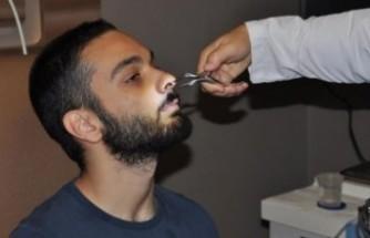 6 yıl burnundaki dişle yaşadı