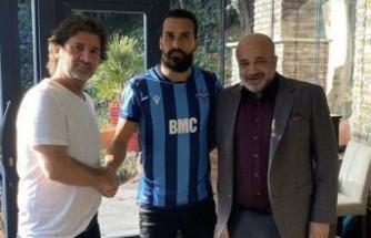 Erkan Zengin'in forma giyeceği takım belli oldu