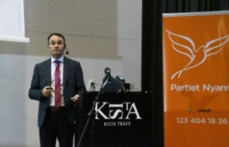 İsveç'te Türk asıllı siyasi parti başkanı aşırı sağcıların hedefinde