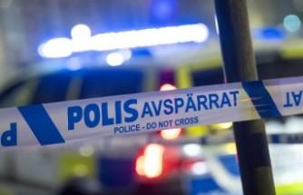 Kalmar'da silahlı soyguna girişen üç kişi tutuklandı