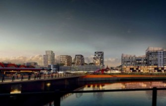 Malmö Centruma 175 yeni ev yapılacak