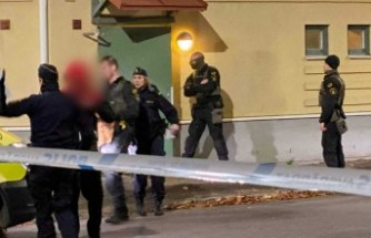 Malmö'de bir çocuk öldürüldü - iki genç tutuklandı