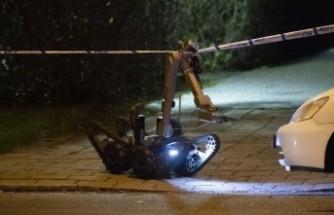 Malmö'de gece yeni bir patlama meydana geldi