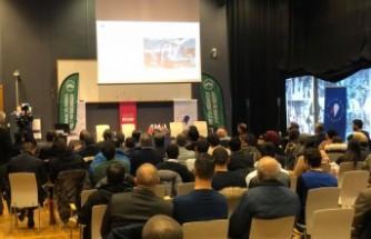 Stockholm'ün Haninge bölgesinde 'sağlık' konferansı