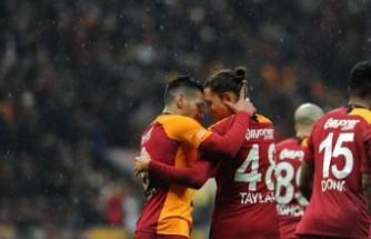 Galatasaray-Antalyaspor: 5-0
