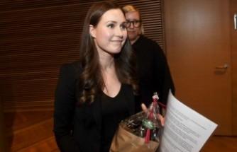 Finlandiya'da Sanna Marin 'dünyanın en genç başbakanı' oldu