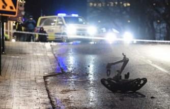 İsveç'te pizza restorana yerleştirilen bomba şans eseri fark edildi