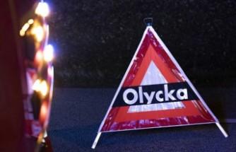 İsveç'te trajik kaza - otomobilde sıkışan sürücüsü yaşamını yitirdi