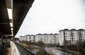 Stockholm'de ev kiraları arttı