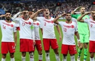 UEFA, 'asker selamı'yla ilgili kararını verdi
