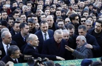 Cumhurbaşkanı Erdoğan Elazığ'da