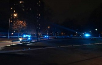 İsveç'te bir kişi vuruldu!