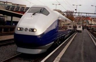 İsveç'te hızlı tren sorunu tartışması gündeme geldi