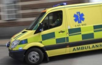 İsveç'te motosiklet yolunda bir kişi ölü bulundu