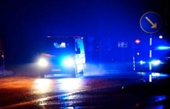 İsveç'te Coop'a giren hırsızlar suç üstü yakalandı