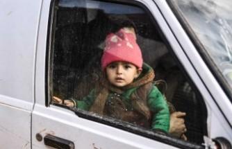 İsveç'ten İdlib'e 40 milyon kron yardım