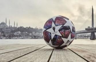UEFA'dan Şampiyonlar Ligi'ne 'İstanbul' temalı top
