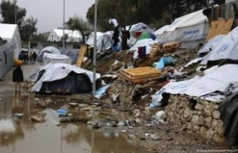 AB mülteci kampında korona tehlikesi, MSF sonuç felaket olur!