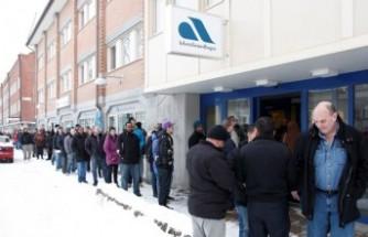 İsveç'te işsizlik rakamları rekor kırdı