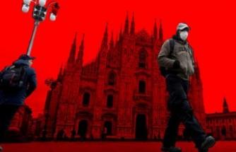 İtalya'da bir günde 889 kişi hayatını kaybetti