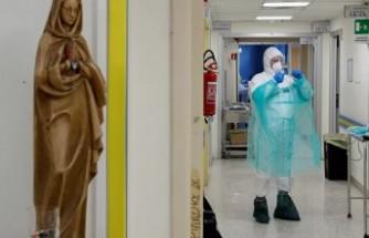 İtalya son 24 saatte 812 kişiyi daha  koronavirüsten kaybetti: Vaka sayısı 100 bini aştı