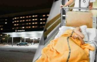 Koronavirüs İsveç'teki hastanelere yayıldı